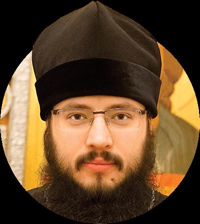 Иерей Никита Иванов